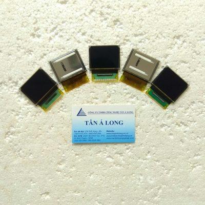 Màn hình OLED dùng cho máy đo nhịp tim 1.77 inch