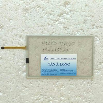 Màn hình cảm ứng HMI 7 inch Hakko Monitouch TS1070 TS1070i 104x165 mm