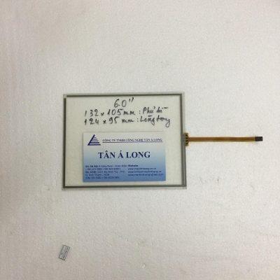 Màn hình cảm ứng HMI 6 inch 132x105 mm (124x95 mm)