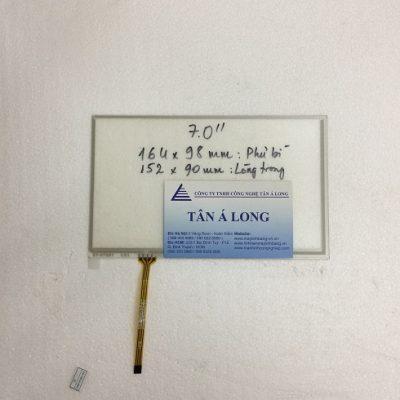 Màn hình cảm ứng HMI 7 inch 164x98 mm (152x90 mm)