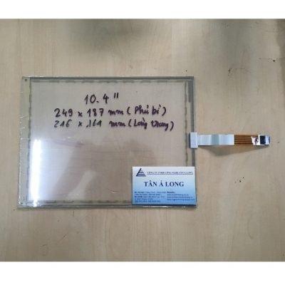 Màn hình cảm ứng HMI 10.4 inch 249x187 mm (216x164 mm)
