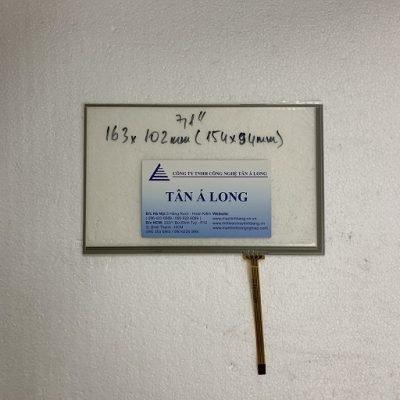 Màn hình cảm ứng HMI 7.1 inch 163x102 mm (154x94 mm)
