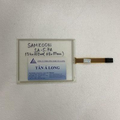 Tấm cảm ứng công nghiệp HMI 5.7 inch SAMKOON SA-5.7A