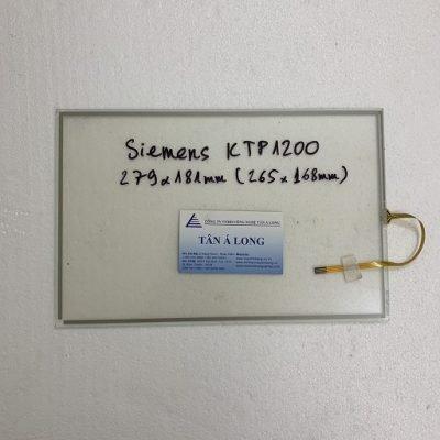 Tấm cảm ứng công nghiệp HMI Siemens KTP1200 6AV2-123-2MA03-0AX0