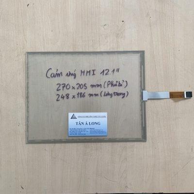 Cảm ứng công nghiệp HMI 12.1 inch 5 chân TTW5121005 270x205mm(248x186mm)