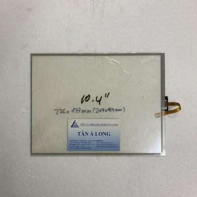 Tấm cảm ứng HMI 10.4 inch 226x173 mm ( 217x164 mm)