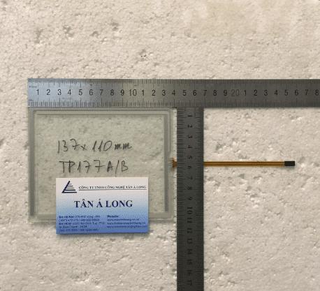 Kích thước Cảm ứng HMI Siemens TP177 6AV6640-0CA11-0AX1