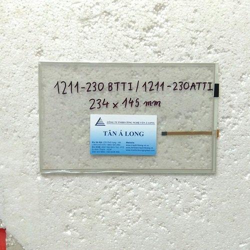 Màn hình cảm ứng HMI máy tiện công nghiệp 1211-230 BTTI 1211-230 ATTI