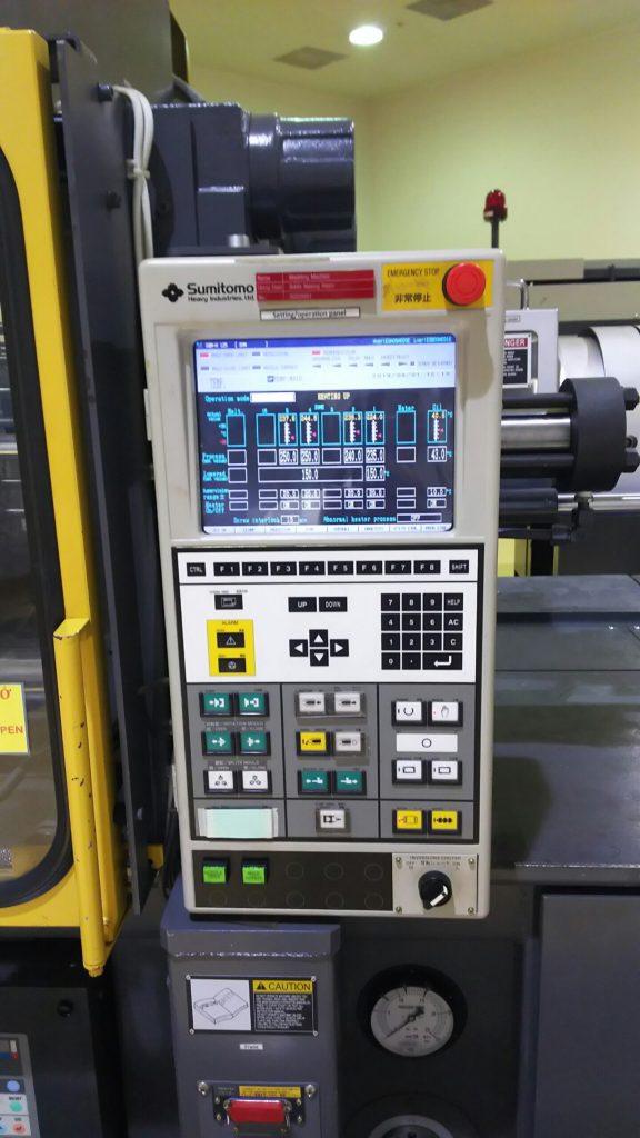 Máy cắt CNC dùng Cảm ứng HMI 12 inch Pro-Face GP-4501TW