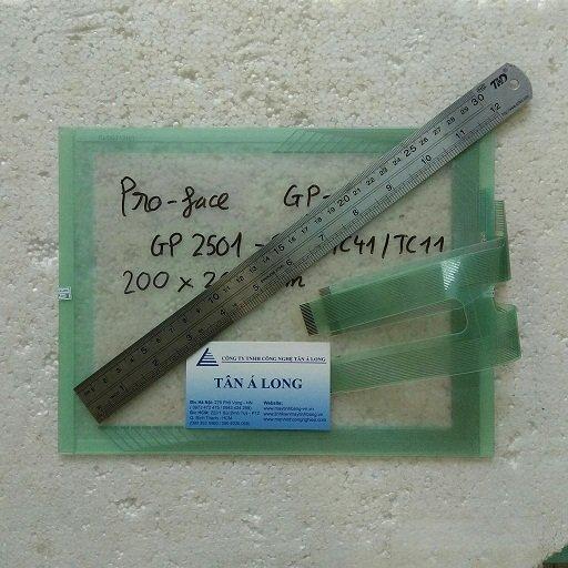 Cảm ứng màn hình HMI 10.4 inch Pro-face GP-2500 GP2501-SC11 TC41 TC11