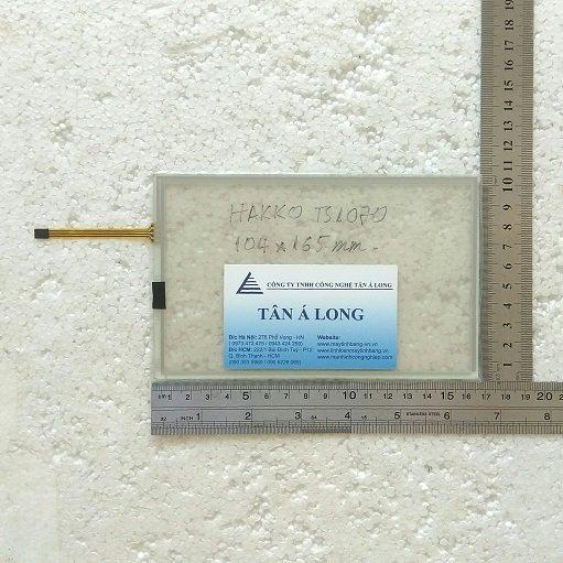 Kích Thước Màn hình cảm ứng HMI 7 inch Hakko Monitouch TS1070 TS1070i 104x165 mm