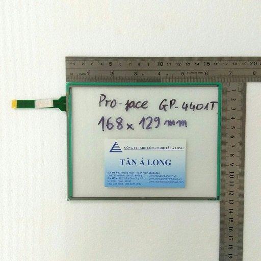 Kích thước Màn hình cảm ứng HMI 8 inch Pro-Face GP-4401T 168x129 mm