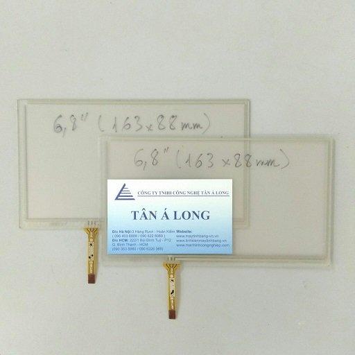 Màn hình cảm ứng HMI 6.8 inch 163x88 mm