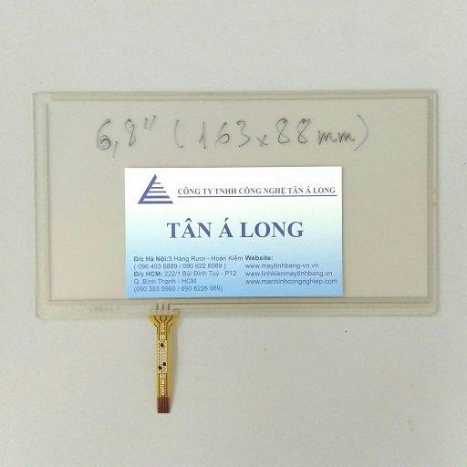 Màn hình cảm ứng HMI 6.8 inch kích thước 163x88 mm