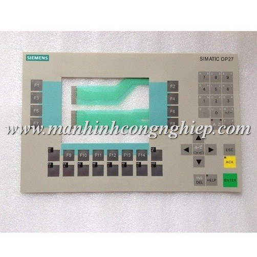 Màn hình cảm ứng HMI Siemens Simatic OP27 6AV3627-1Jk00-0AX0