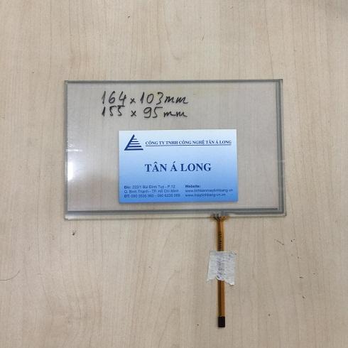 Màn hình cảm ứng HMI 7 inch 164x103mm(155x95 mm)