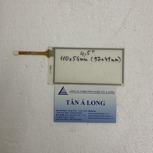 Màn hình cảm ứng HMI 4.5 inch 110x54 mm (97x49 mm)