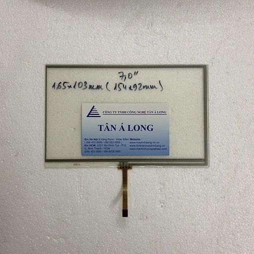 Màn hình cảm ứng HMI 7 inch 165x103 mm (154x92 mm)