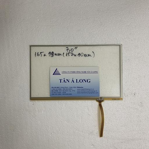 Màn hình cảm ứng HMI 7 inch 165x99 mm (157x90 mm)