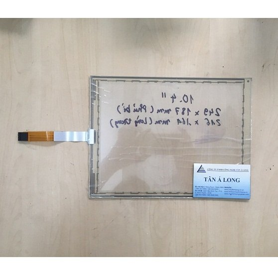 Tấm cảm ứng HMI 10.4 inch 249x187 mm (216x164 mm)