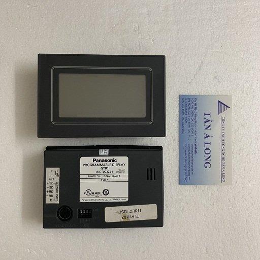 Bộ màn hình cảm ứng HMI Panasonic GT01 AIGT0032B1 GT01 AIGT0030B1