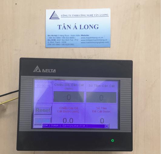 Bộ màn hình cảm ứng công nghiệp HMI 4.3 inch DELTA DOP-B03S220 B03S211