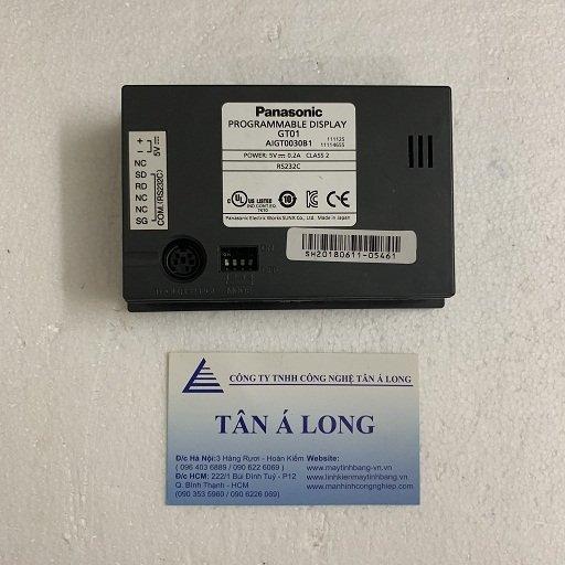 Màn hình cảm ứng HMI Panasonic GT01 AIGT0032B1 GT01 AIGT0030B1