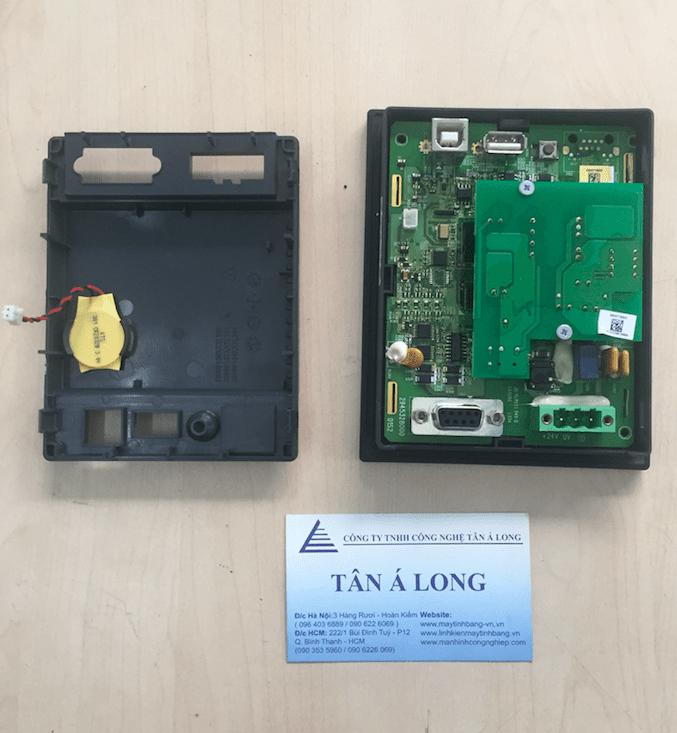 Sửa màn hình cảm ứng công nghiệp HMI 4.3 inch DELTA DOP-B03S220 B03S211