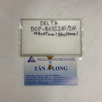Tấm cảm ứng công nghiệp HMI 4.3 inch DELTA DOP-B03S221B03S211