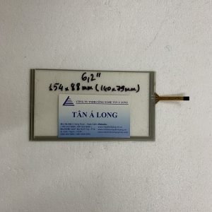 Tấm cảm ứng công nghiệp HMI 6.2 inch 154x88 mm ( 140x79 mm)