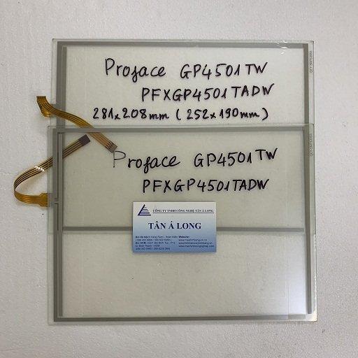 Tấm cảm ứng công nghiệp HMI Pro-face GP4501TW PFXGP4501TADW 281x208 mm