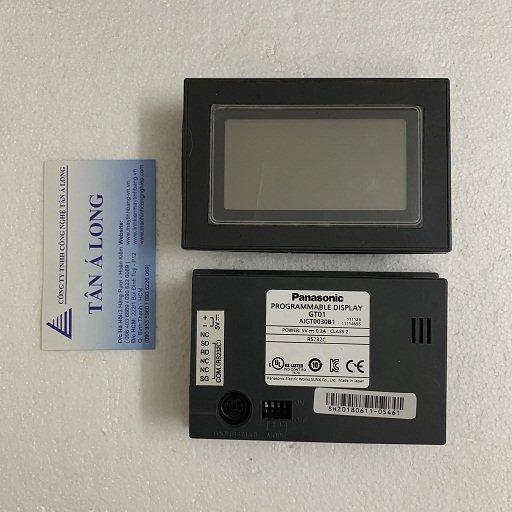 Thay bộ màn hình cảm ứng HMI Panasonic GT01 AIGT0032B1 GT01 AIGT0030B1