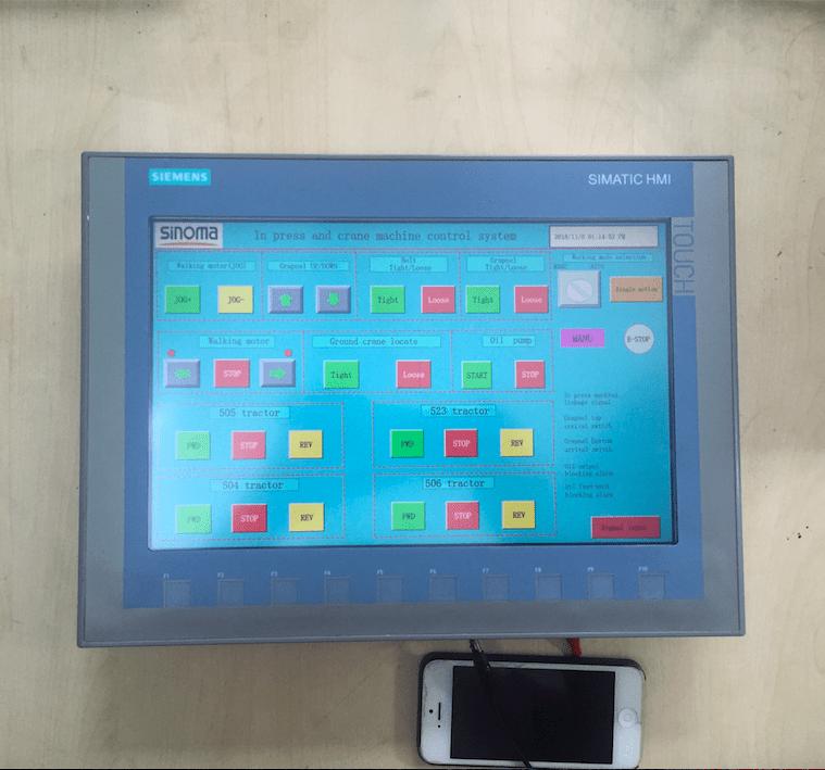 Thay cảm ứng công nghiệp HMI Siemens KTP1200 6AV2-123-2MA03-0AX0