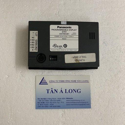 Thay màn hình cảm ứng HMI Panasonic GT01 AIGT0032B1 GT01 AIGT0030B1