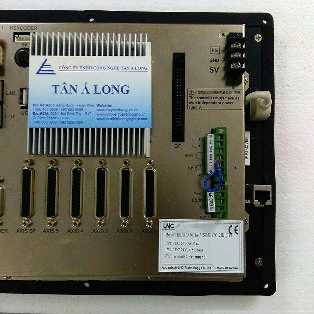 Bộ màn hình HMI Advantech LNC ELCLCD-5608A