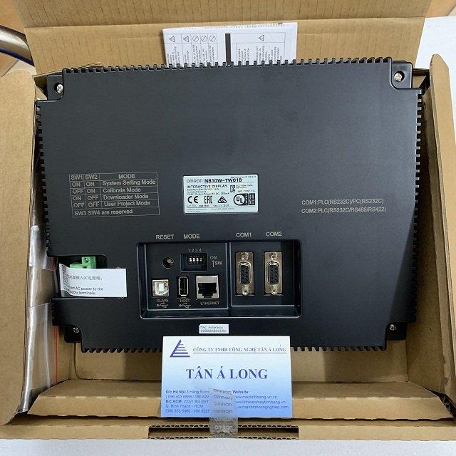 Bộ màn hình cảm ứng HMI Omron NB10W-TW01B