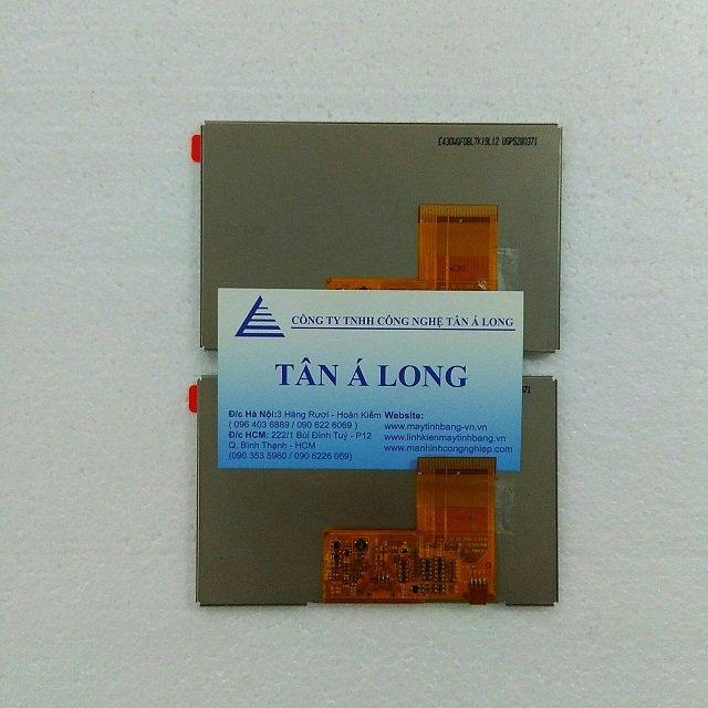 Màn hình hiển thị công nghiệp HMI 4.3 inch 45 chân LTE430WQ-F0C LMS430HF02