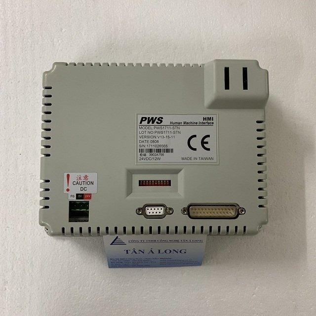 Thay màn hình công nghiệp HMI Hitech PWS1711-STN