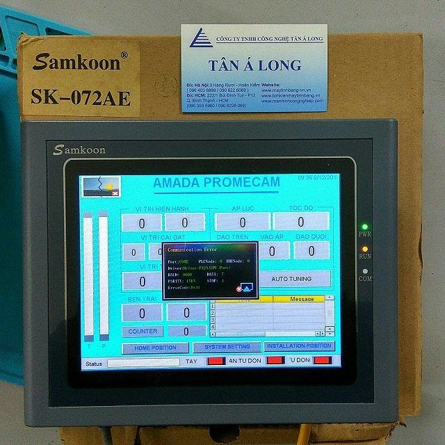 Thay màn hình công nghiệp HMI Samkoon SK-072AE