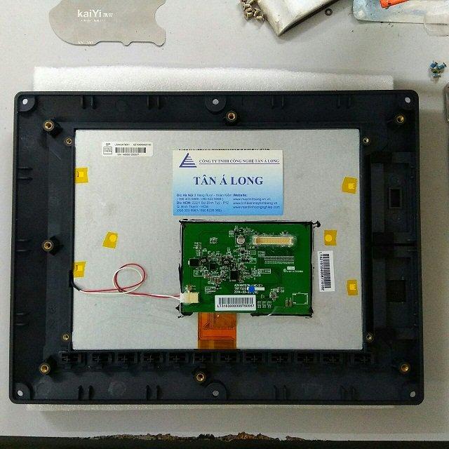 Thay màn hình cảm ứng HMI Advantech LNC ELCLCD-5608A