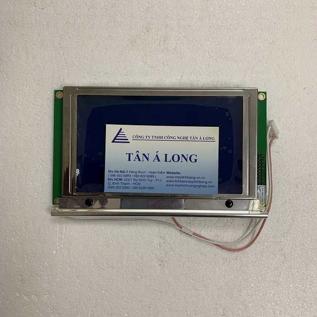 Màn hình hiển thị HMI máy cắt CNC 5.7 inch M014A Rev.A