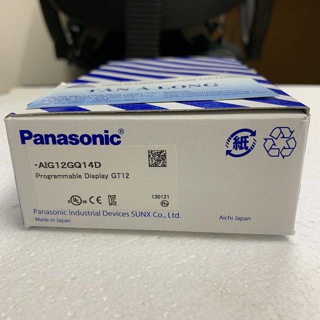Màn hình công nghiệp HMI Panasonic AIG12GQ14D