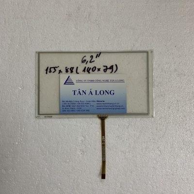 Tấm cảm ứng HMI 6.2 inch 155x88 mm ( 145x79 mm)