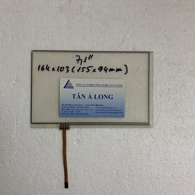 Tấm cảm ứng HMI 7.1 inch 164x103 mm ( 155x94 mm)