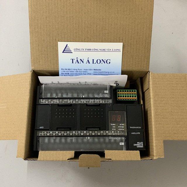 Bộ lập trình PLC Omron CP1H-XA40DR-A