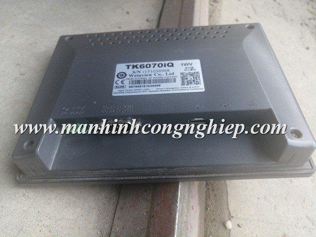 Sửa chữa cảm ứng công nghiệp HMI Weinview TK6070IQ