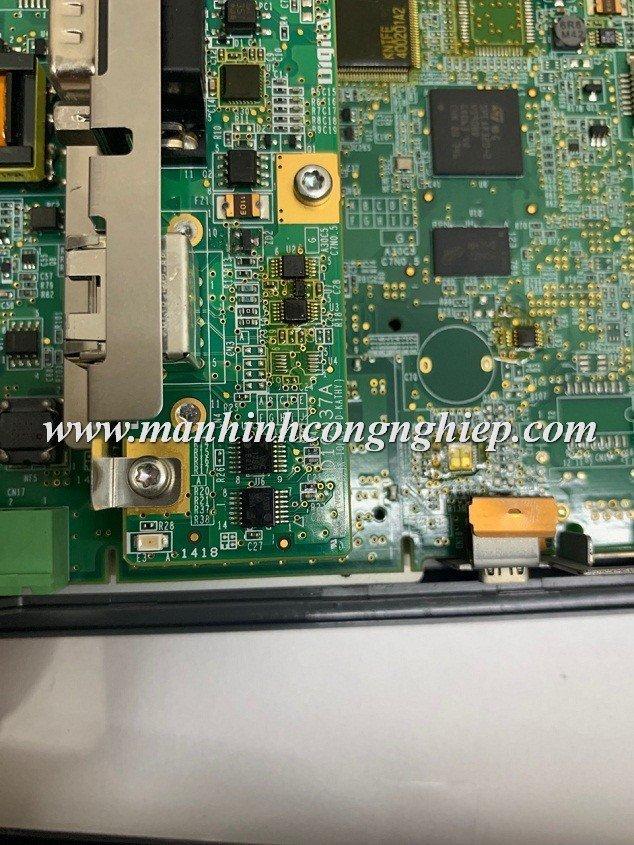 Sửa chữa màn hình cảm ứng HMI Schneider