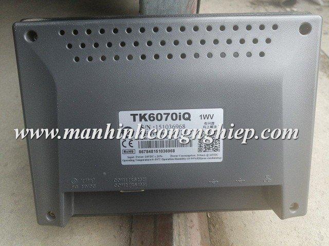 Sửa chữa màn hình cảm ứng HMI Weinview TK6070IQ
