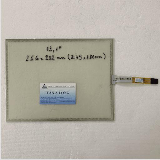 Tấm cảm ứng HMI 12.1 inch máy dệt công nghiệp