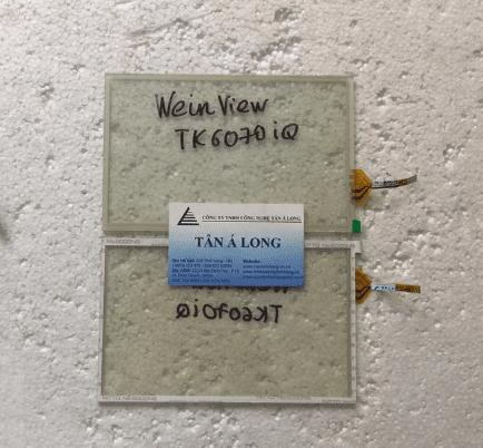 Tấm cảm ứng HMI Weinview TK6070iQ